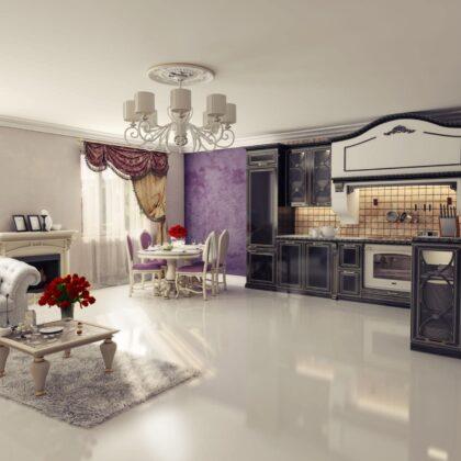 מטבח ברמה גבוהה ועיצוב מרהיב דגם שרלוטה