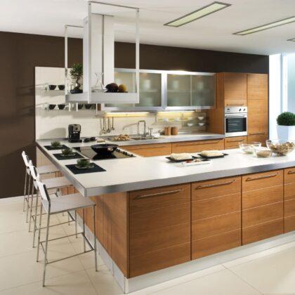 מטבח בעיצוב מדהים דגם טנטן