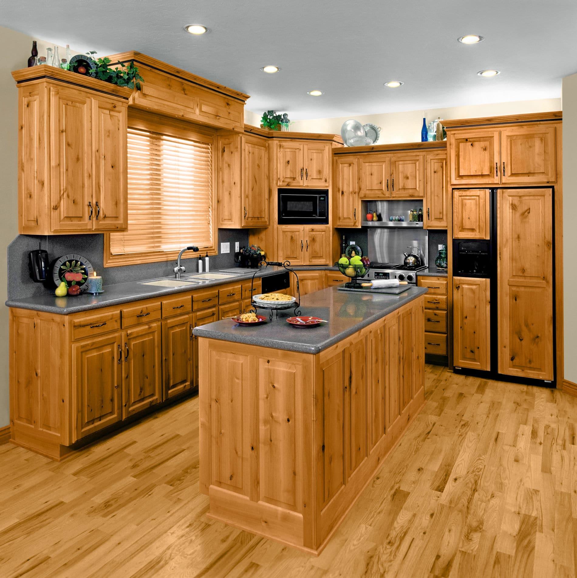 מטבח מעץ דגם ניס - מטבח איכותי ברמה גבוהה