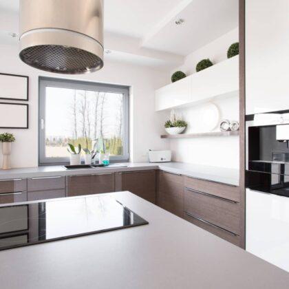 מטבח מודרני באיכות גבוהה - HS2