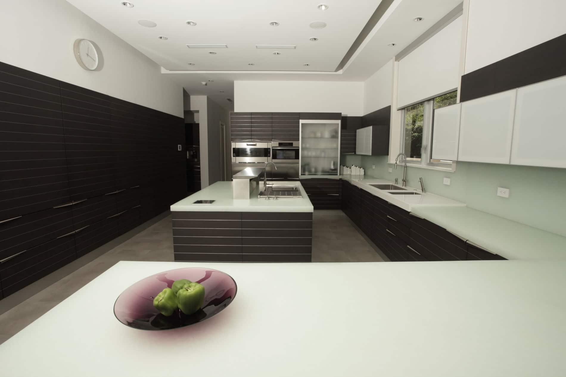 מטבח איכותי עשוי מגרניט