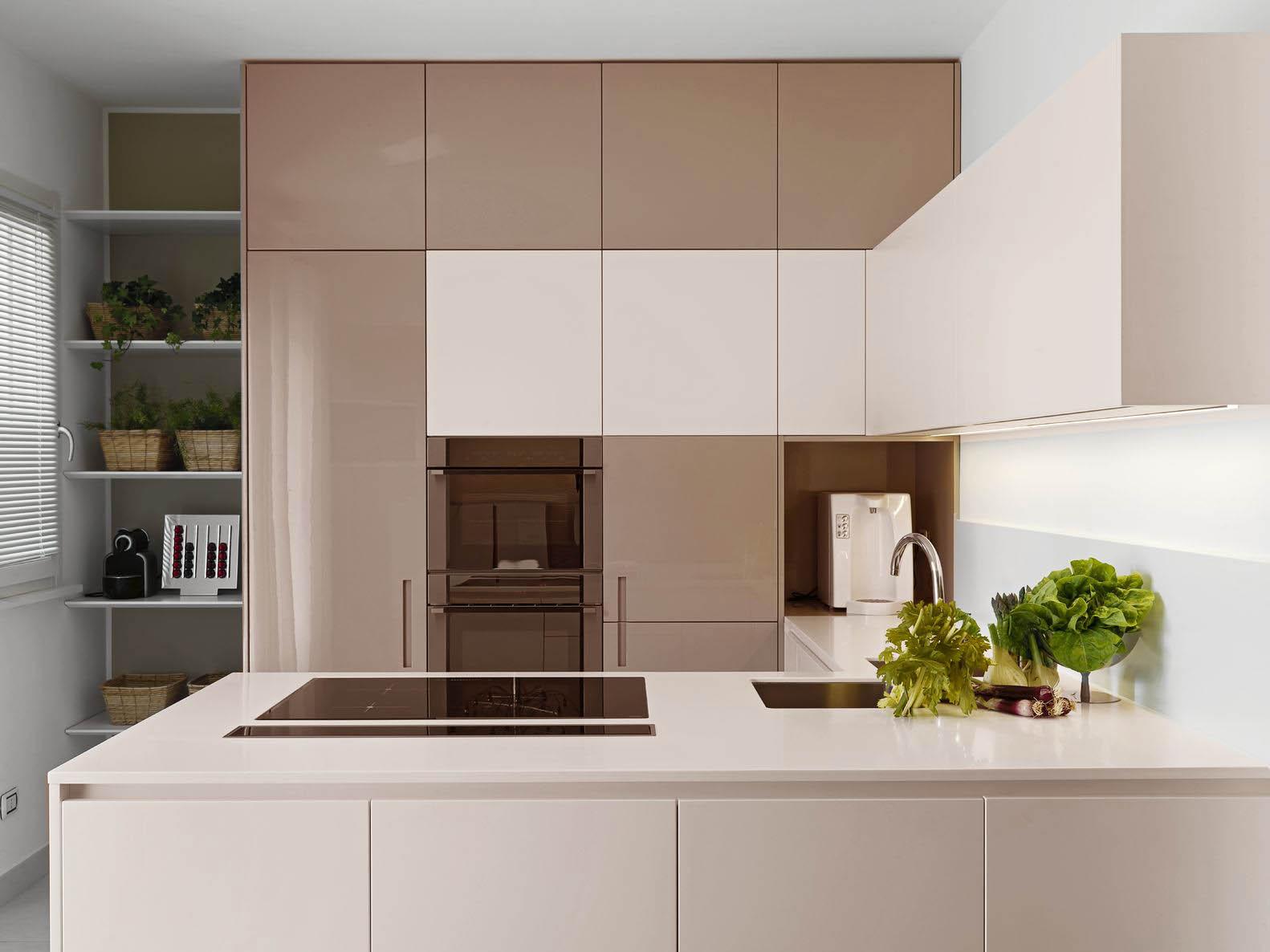 מטבח מודרני איכותי דגם בילמה משופר