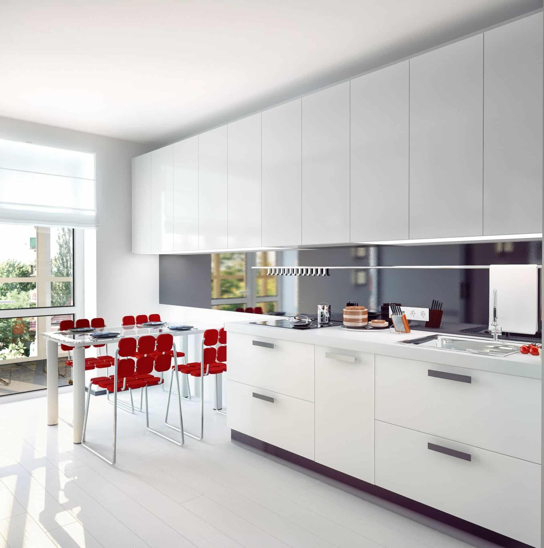 מטבחים יוקרתיים בעיצובים מרשימים באתר KitchenPT