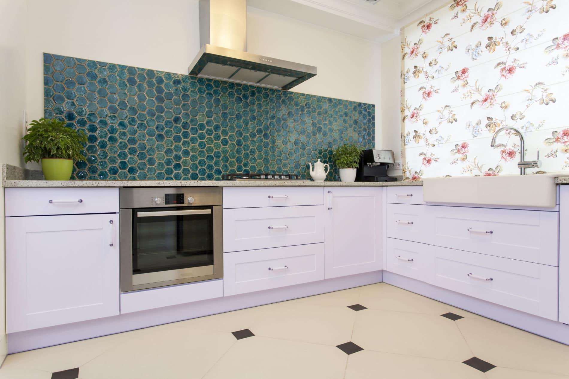 קולקציית מטבחים 2018 - מטבחים מודרניים מעוצבים בצבעים.