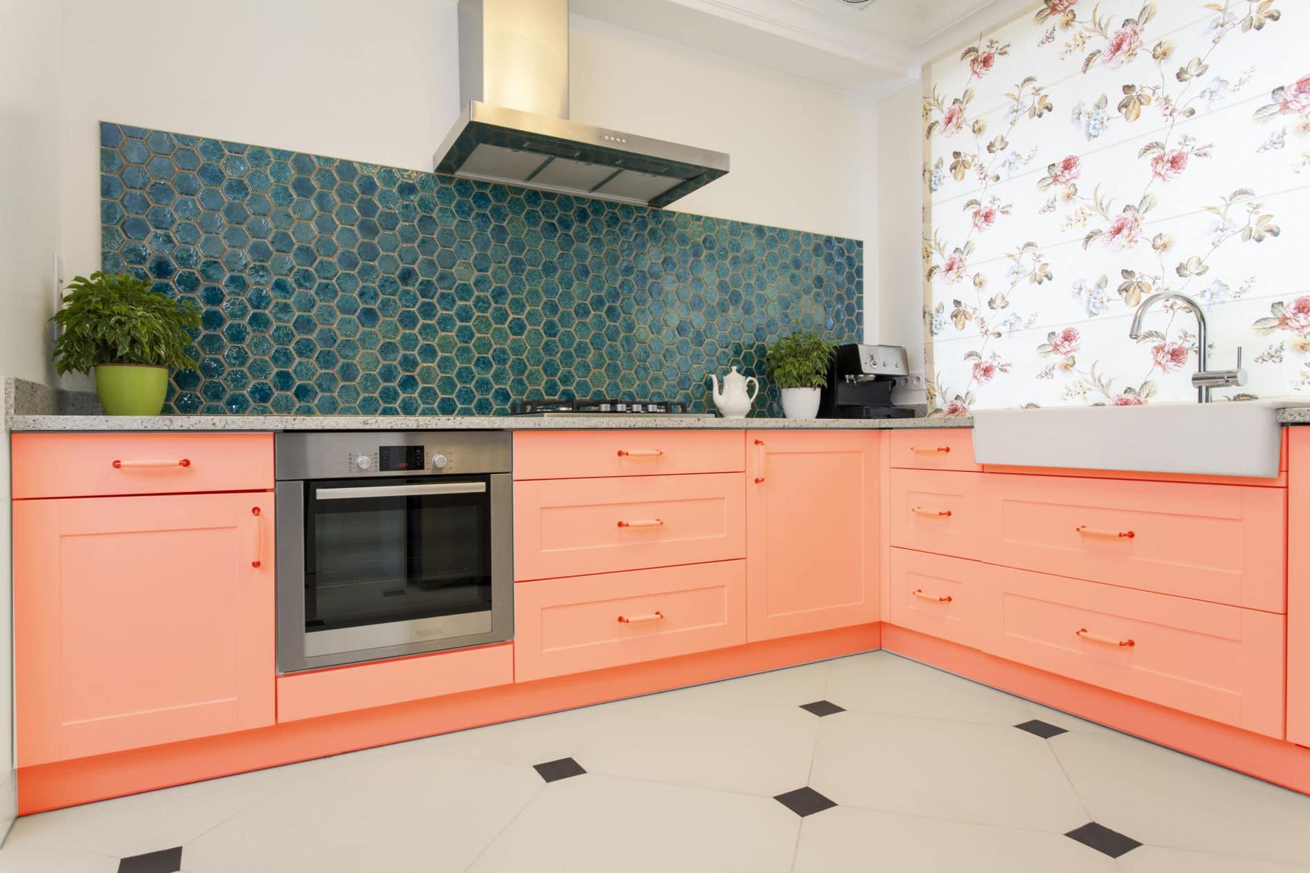 מטבחים מודרניים מעוצבים - מטבח מודרני באפרסק.