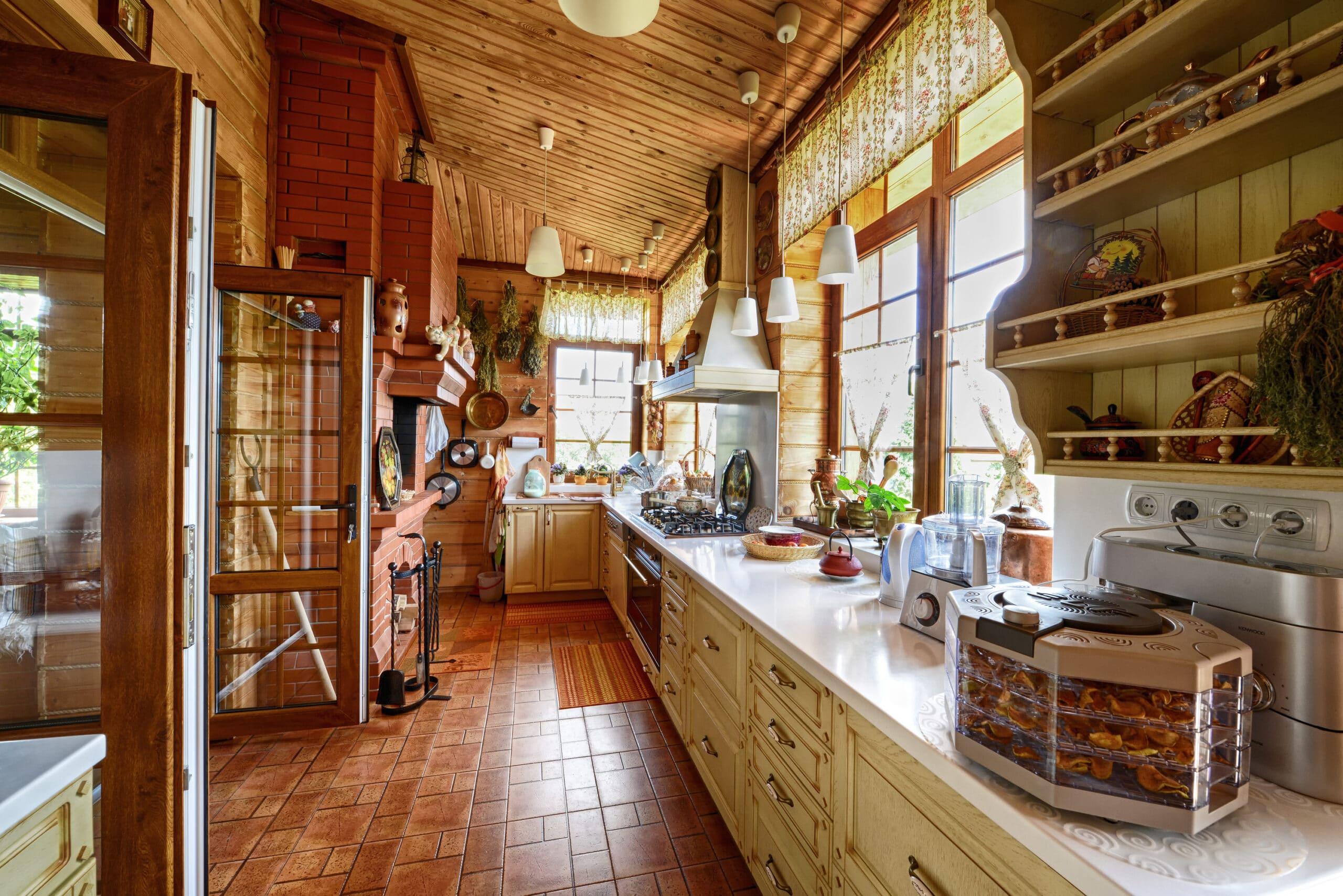 מטבח בכפר מואר וארוך דגם 26 CB