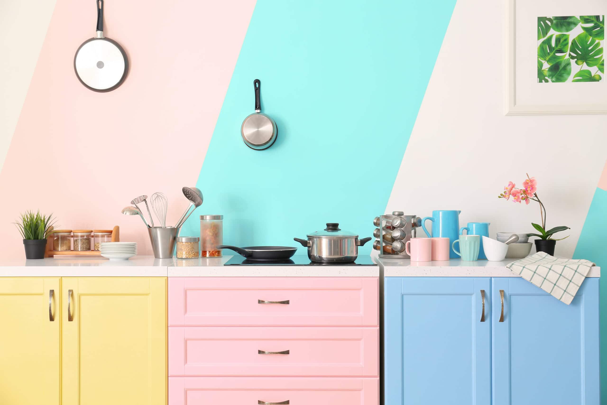 מטבח מודרני צבעוני דגם 36 DS