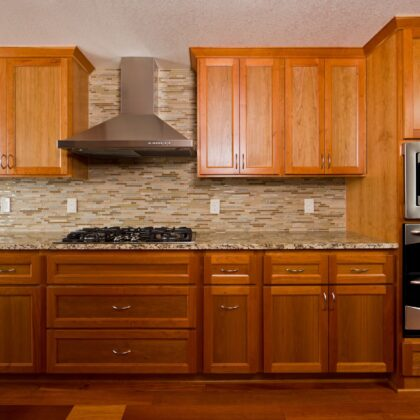 מטבח עץ לייט דגם 4 sequoia
