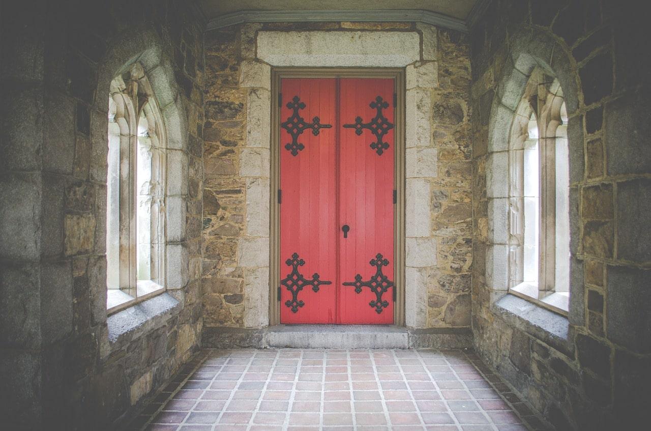 דלתות פנים - דלת מדגם Q7