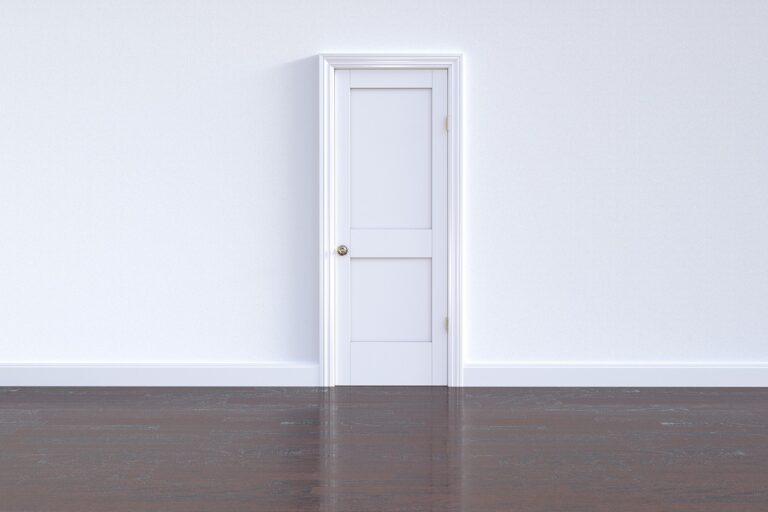 דלת פנים דגם שנהב