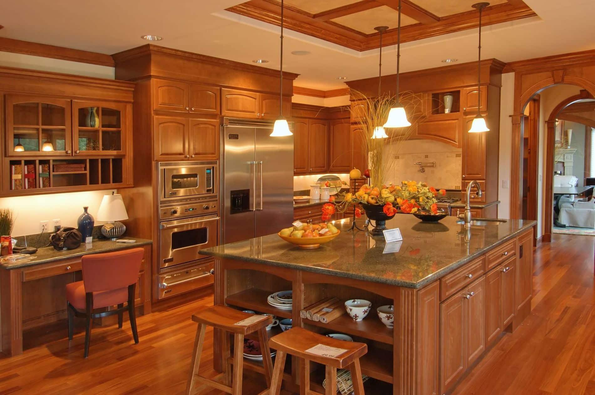 מטבח קלאסי איכותי ברמה מושלמת מעץ