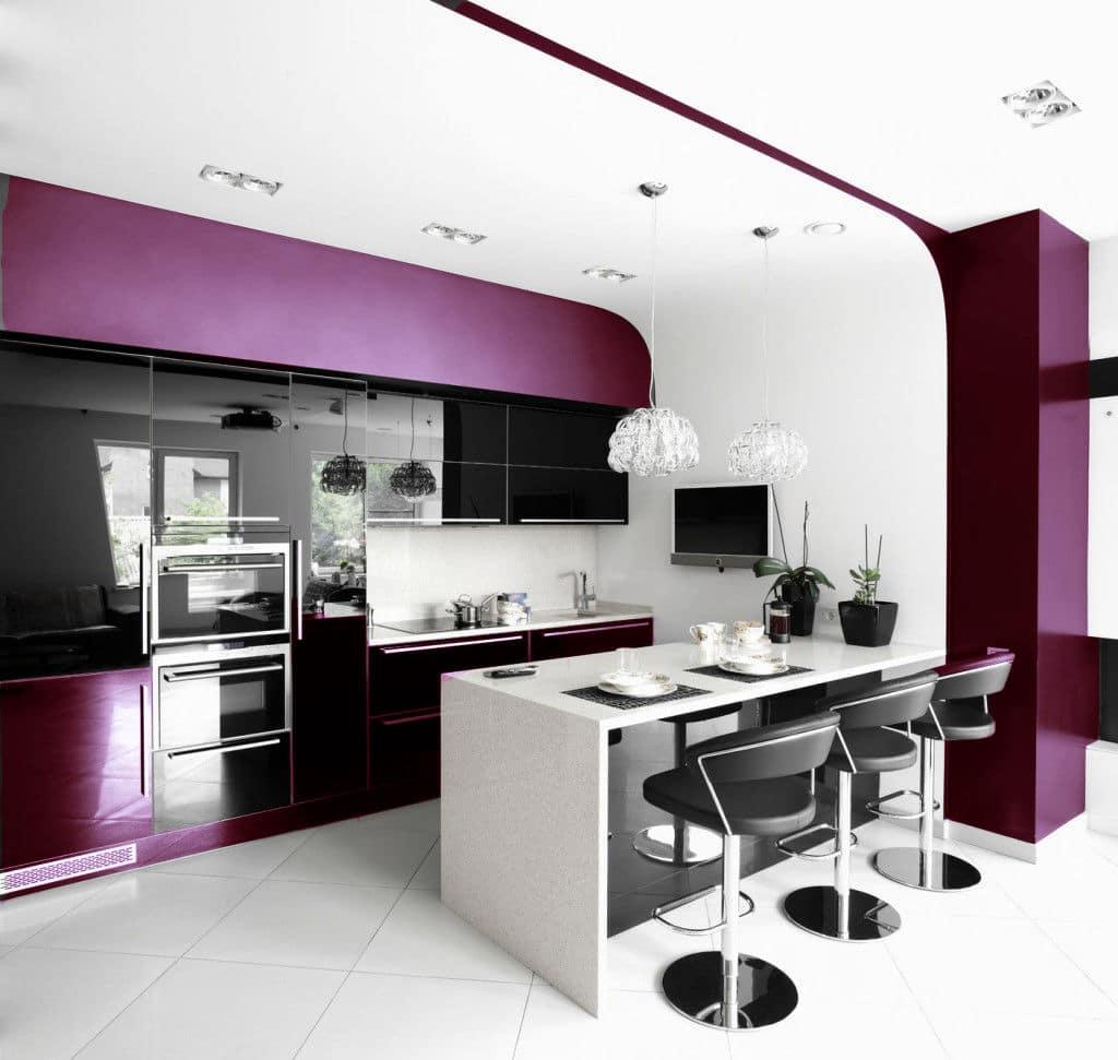 מטבח מודרני בעיצוב קלאסי ביוחד