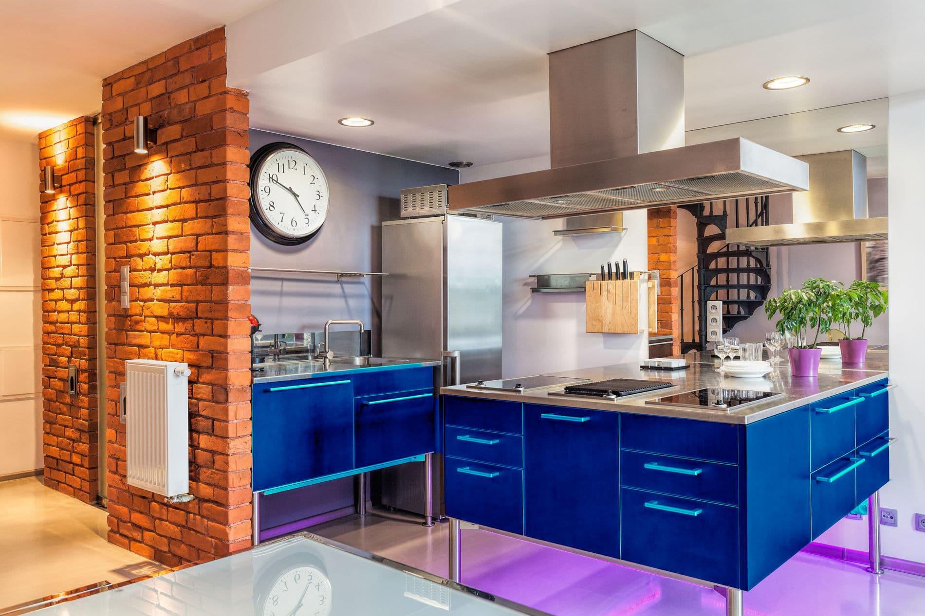 מטבח מודרני מעוצב ברמה גבוהה