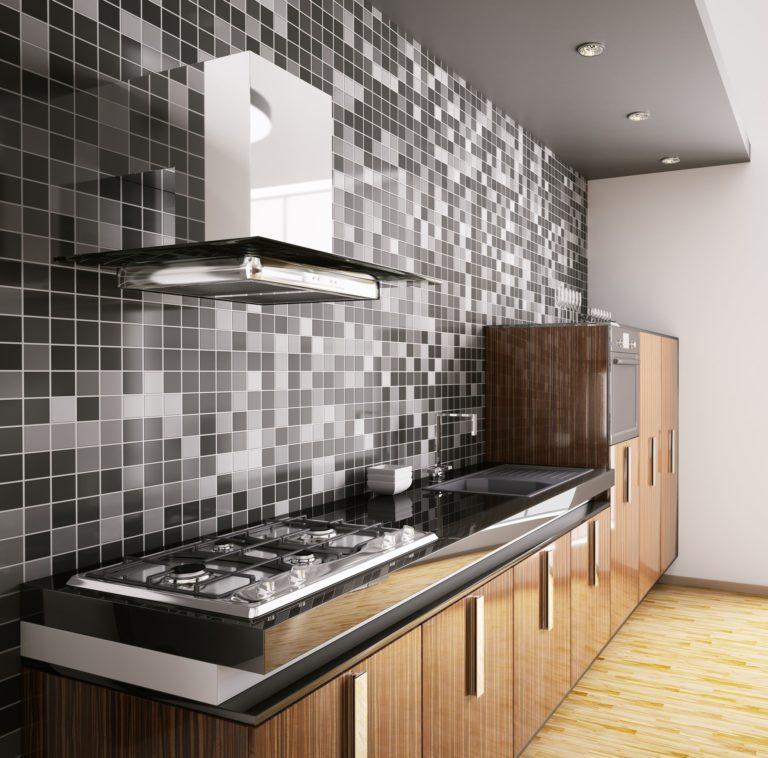 מטבח מודרני בעיצוב מיוחד