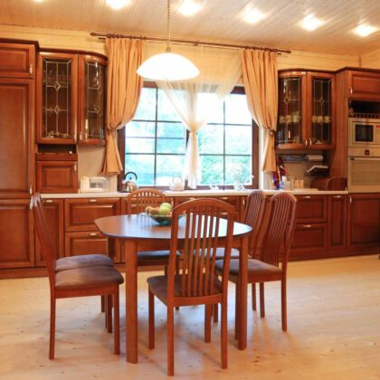 kitchen made from wood (2)