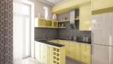 מטבח בעיצוב מודרני D3