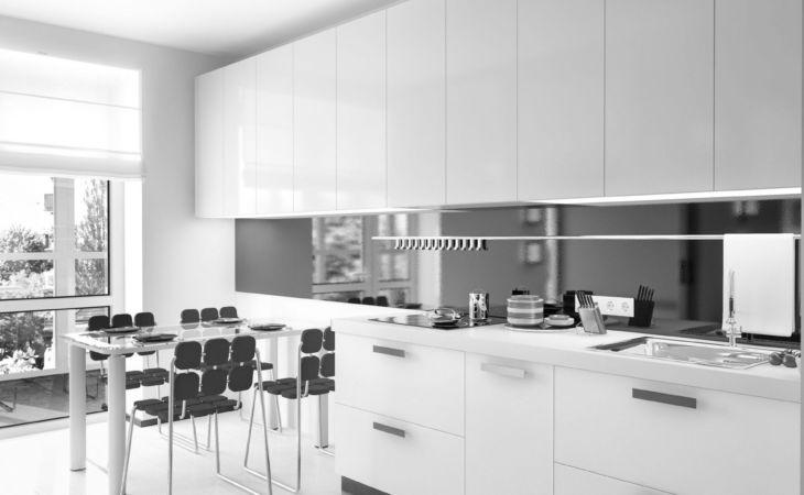 מטבח דרגות צבעים באפור ושחור – זה KitchenPT!