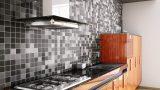 מטבח מודרני דגם איפוקה בצבע כתום