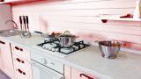 מטבח מעוצב דגם מירו באיכות גבוהה