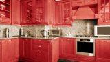 מטבחים מעץ מעצבי מטבחים קלאסיים בעלי הבחנה מקצועית עם כלי עבודה מקצועיים שיודעים לספק פתרונות להתאמת תנורים גדולים לכל מטבח תוך כדי הפעלת המקרר והתנור ללקוח במטבח שלו